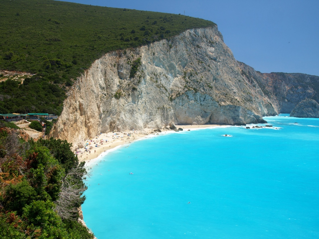 Beaches of Lefkada